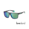 sunglasses right-side view crystal grey
