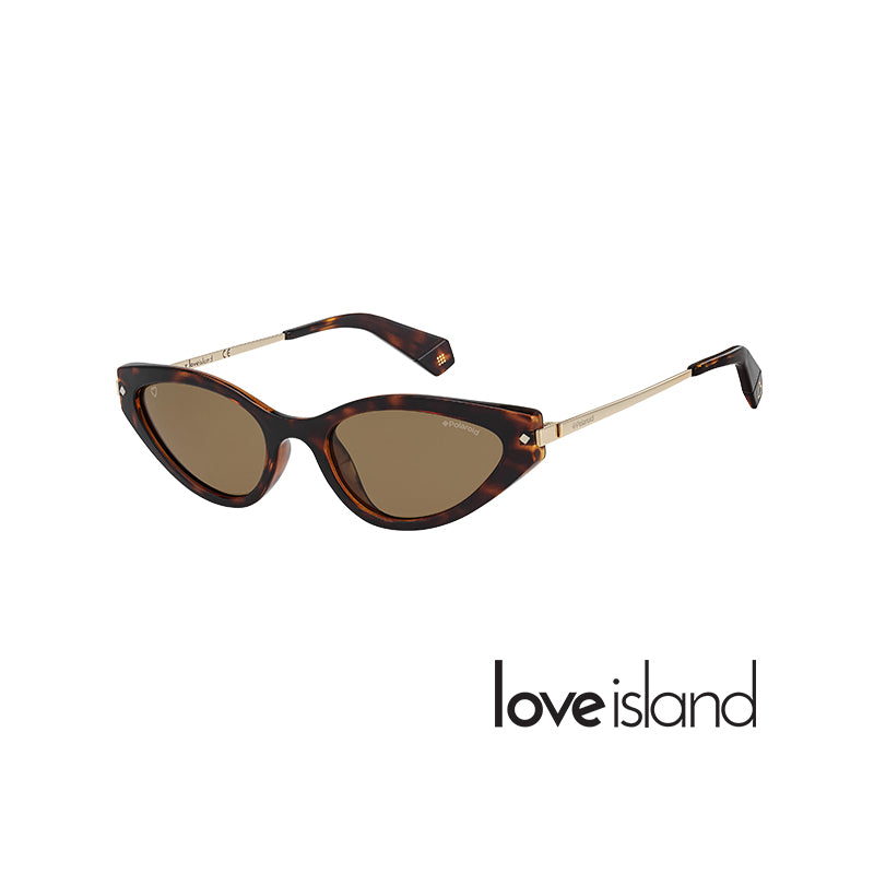 sunglasses right-side view havanna