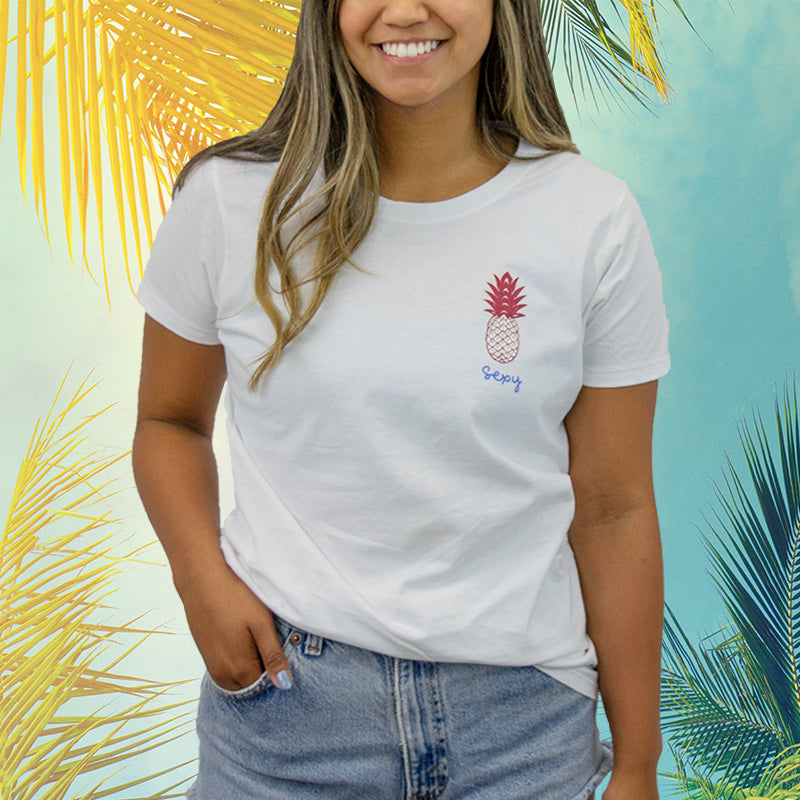 "Official ""Sexy"" Pineapple Love Island T-Shirt"