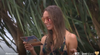 Contestant on Love Island wearing aviator sunglasses for sale