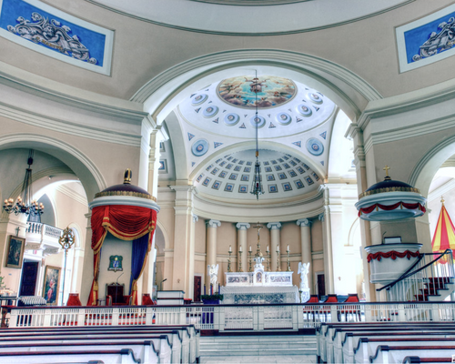 Baltimore Basilica Stationery - Digital or Print