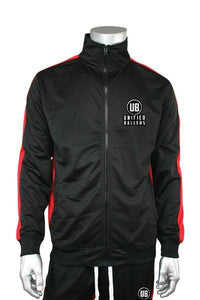 Signature Zip Up Track Jacket