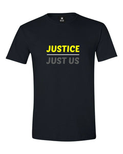 Justice OVER Just Us