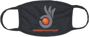 #WhereMyShootersAt Mask