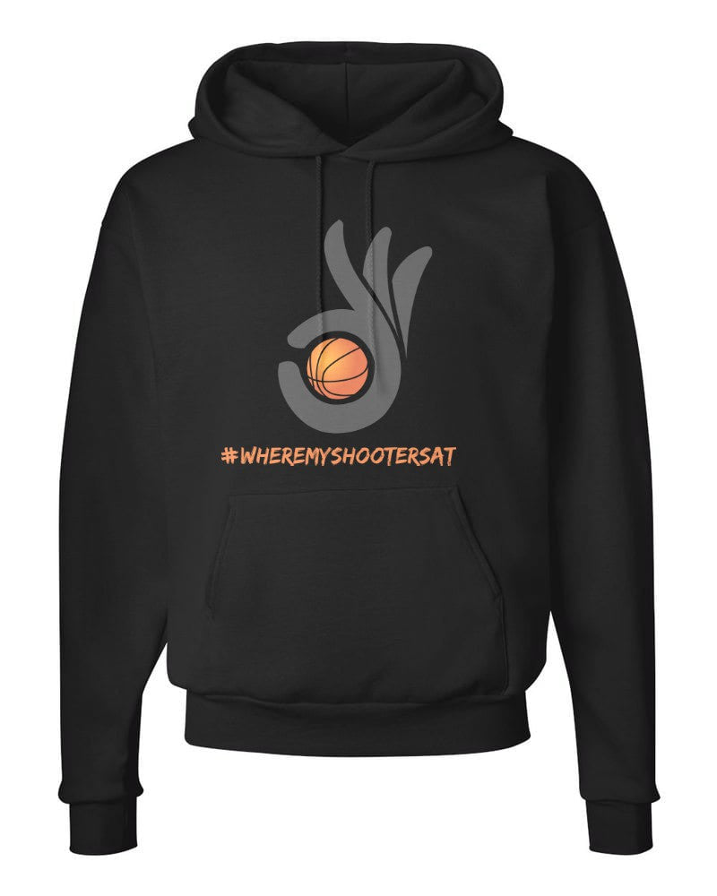 Where My Shooters At Sweatshirt