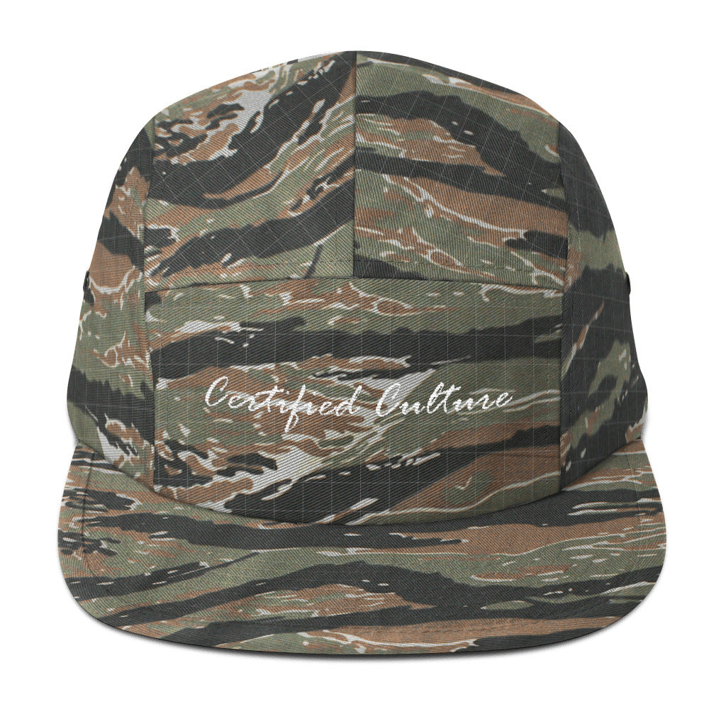 Scripture Five Panel Cap