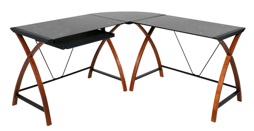 Lescot L-Shaped Desk