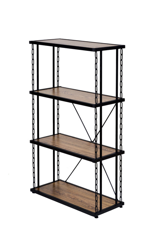 Folsom Ridge 4-Tier Bookshelf