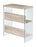 Escher Skye 3-Tier Bookcase (Two Color Options)