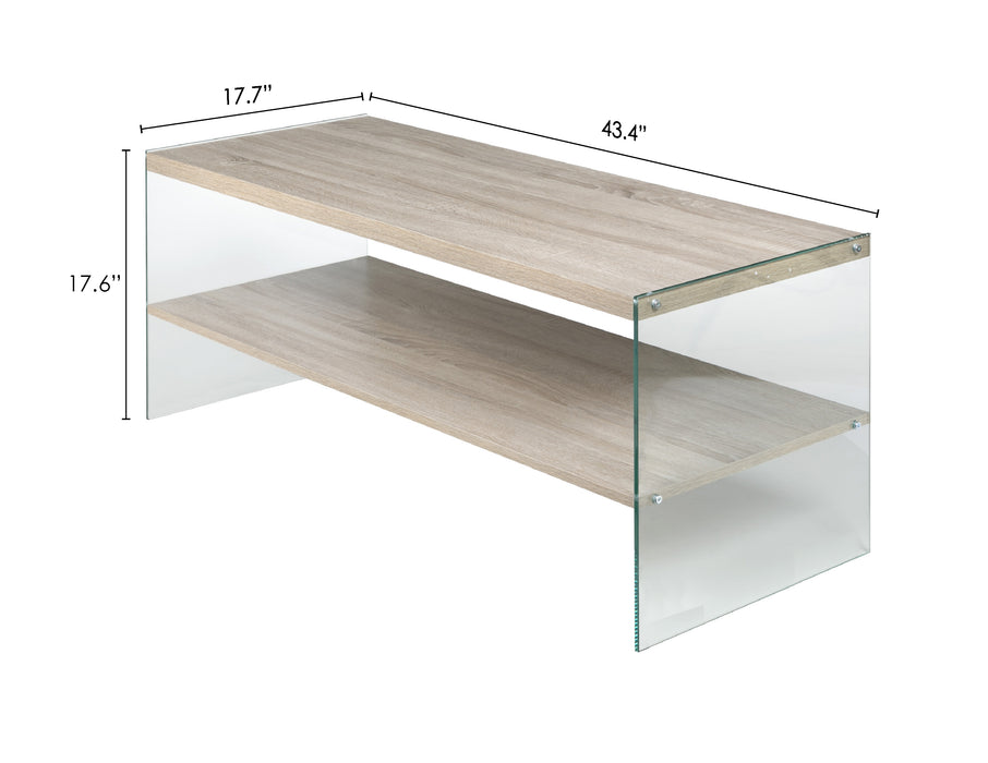 Escher Skye Coffee Table (Two Color Options)