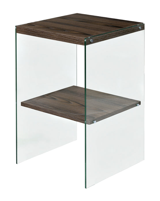 Escher Skye Accent End Table (Two Color Options)