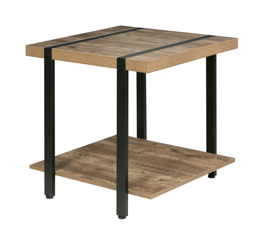 Bourbon Foundry End Table (50-JN22ET)