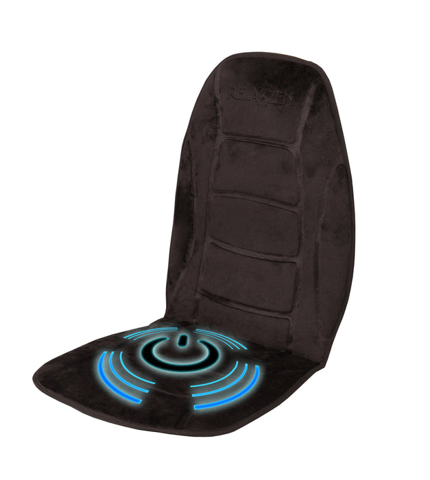 Deluxe Heated Car Seat Cushion (Black, Grey, or Beige)