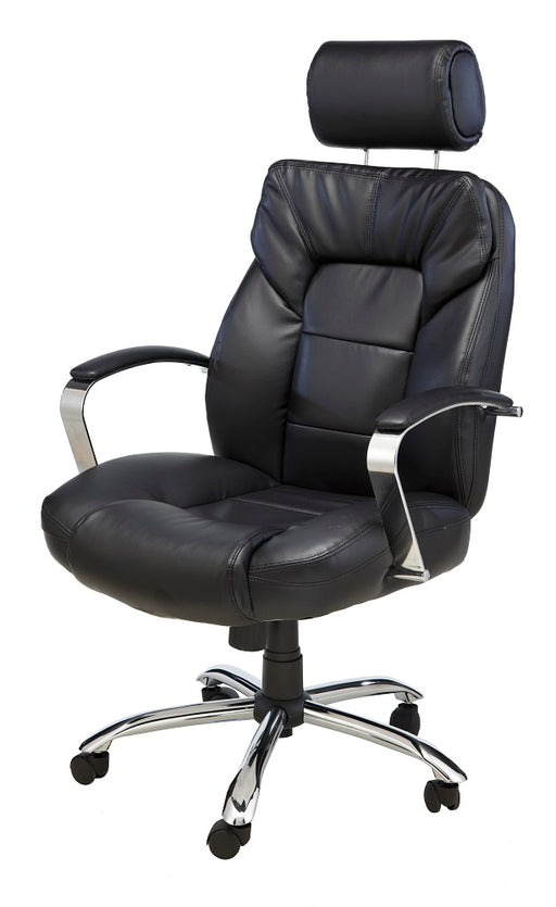 Commodore II Big & Tall Leather Executive Chair (60-5800T)