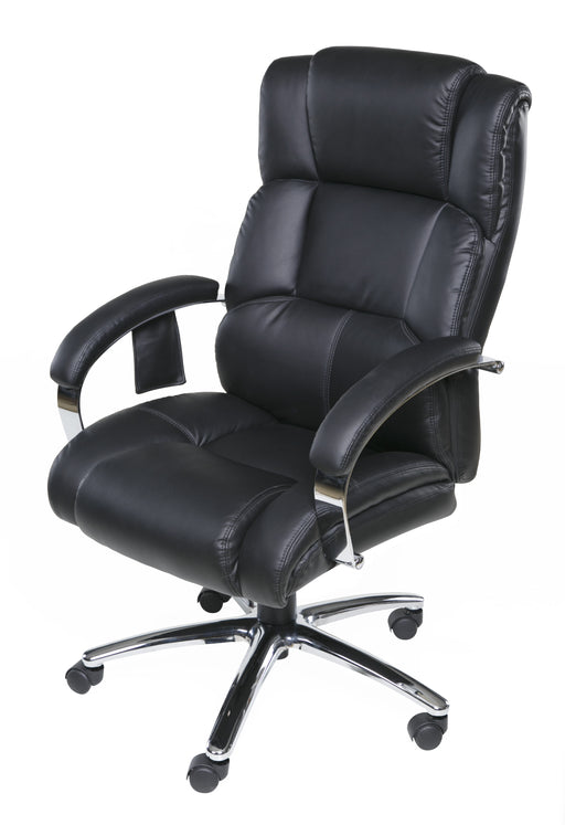 Executive 6-Motor Massage Chair with Lumbar Support & Heat (60-6840)