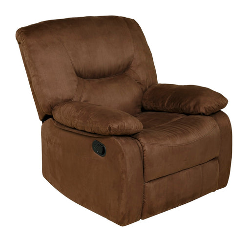 Relaxzen Rocker Recliner (Brown, Grey, or Beige)