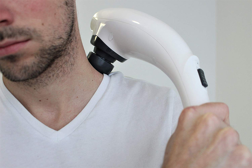 Handheld Dual Intensity Tapping Massager