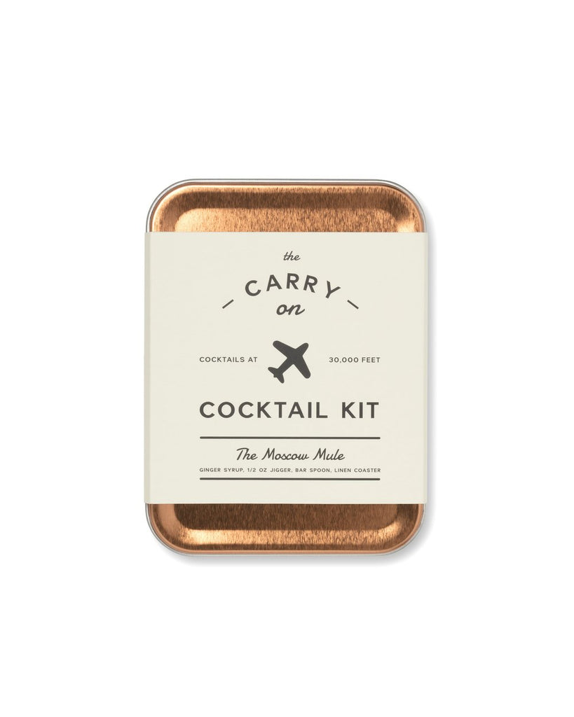 Moscow Mule Carry On Cocktail Set