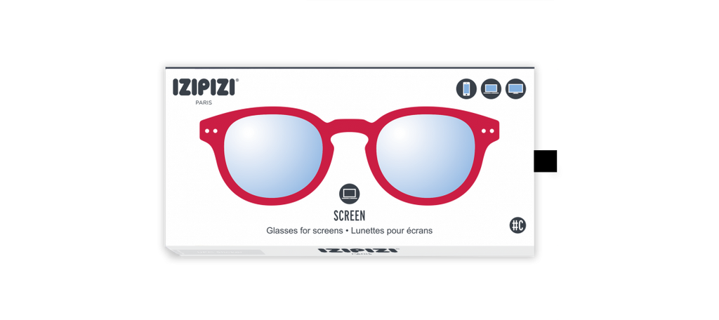 IZIPIZI Screen Readers - Red (C)