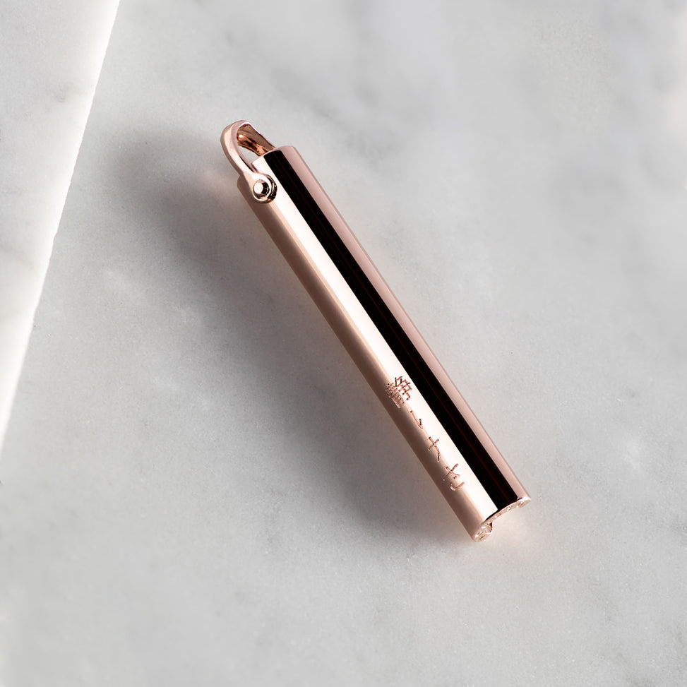 The Shift Necklace Rose Gold