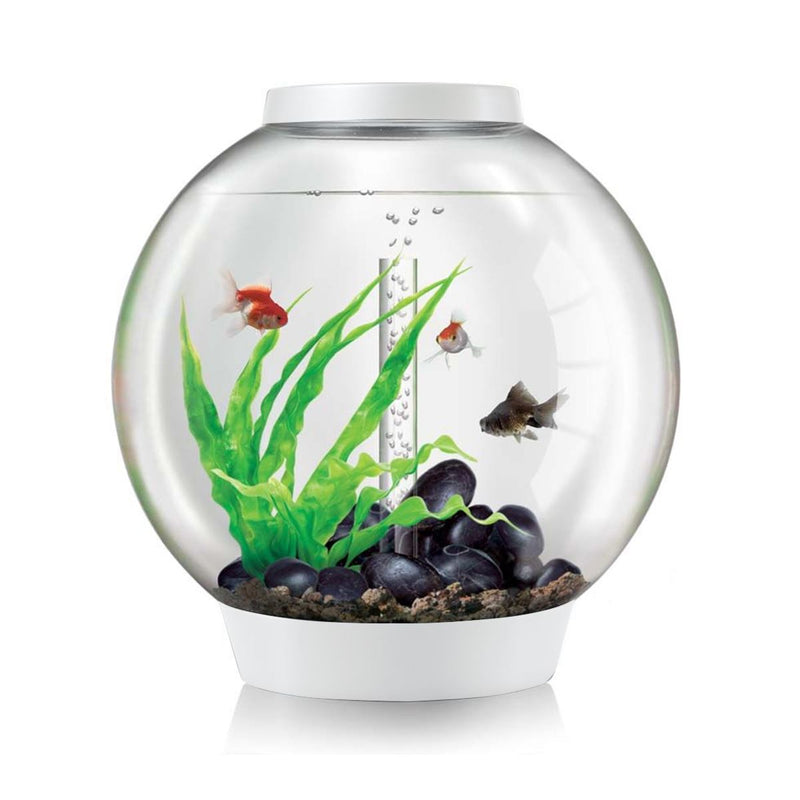 biOrb Classic 60L Silver Aquarium with MCR LED Lighting