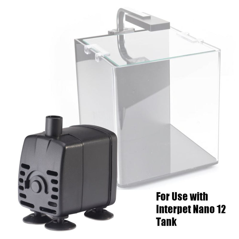 Interpet Replacement Pump for Nano LED 12 & 19 Aquarium