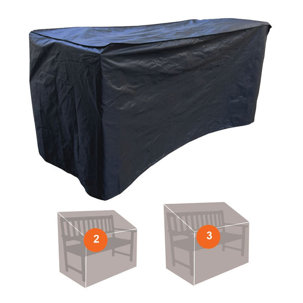 KCT Garden Outdoor Protective Garden Bench Cover