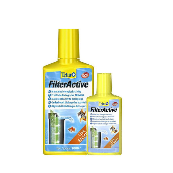 Tetra Aquarium Filter Active Treatment