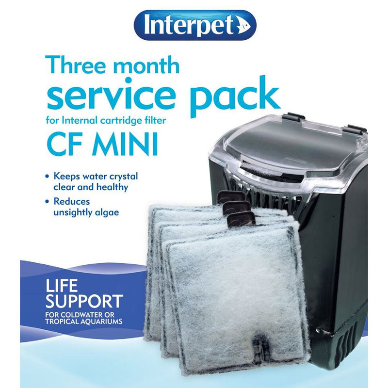 Interpet CF Filter Service Packs