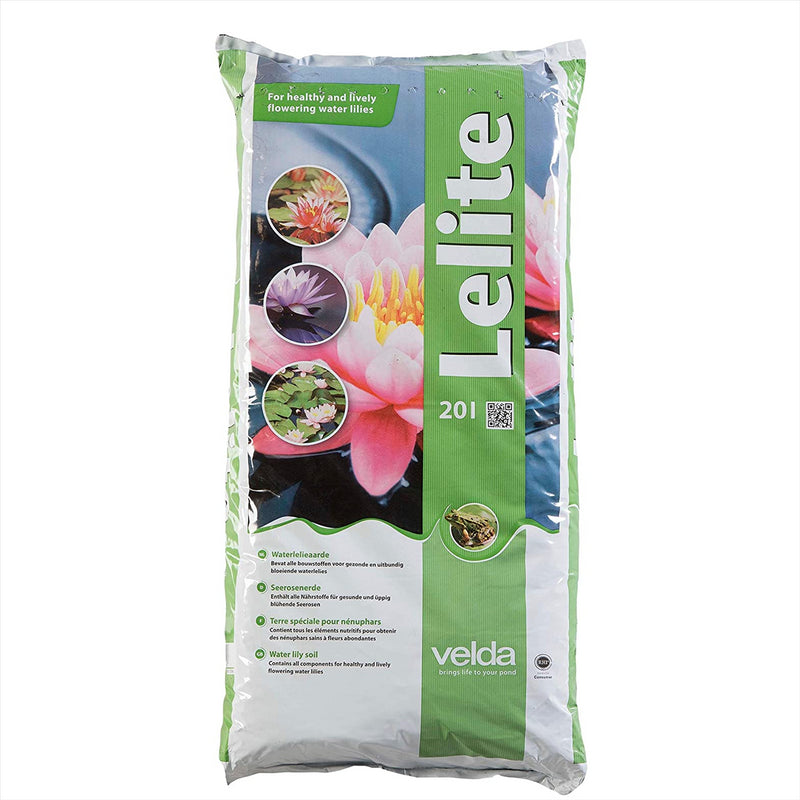 Velda Lelite Pond Water Lily Soil Compost