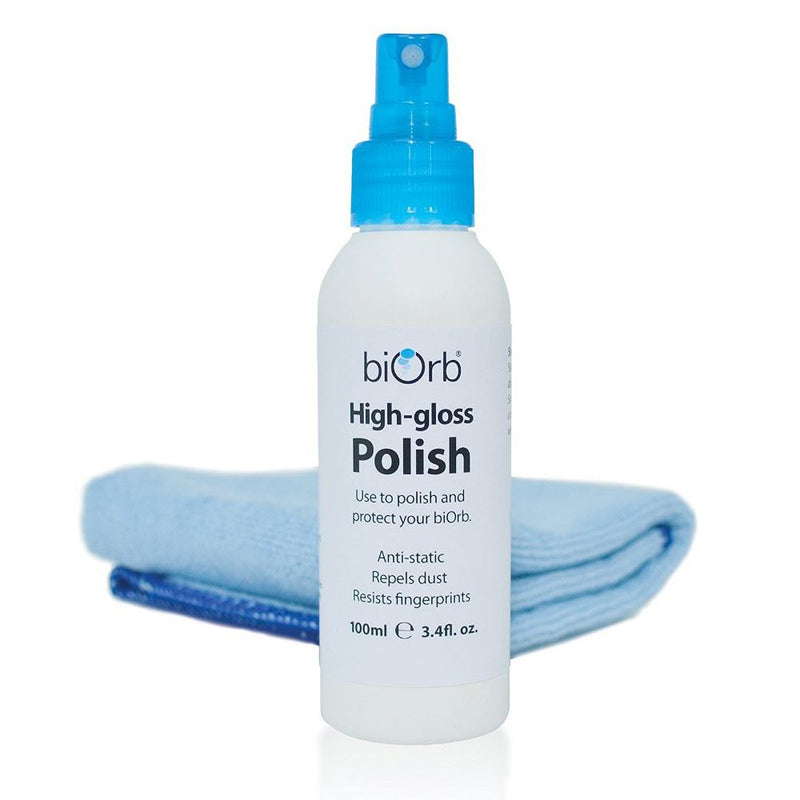 Oase biOrb Polish and Cloth Cleaning Set