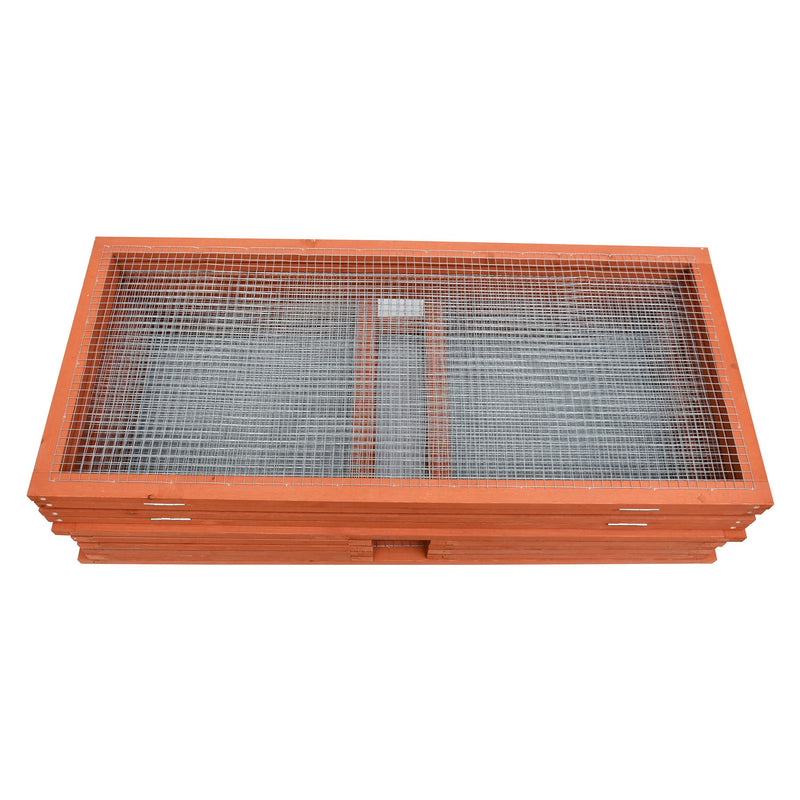 KCT 6ft Wooden Pet Run