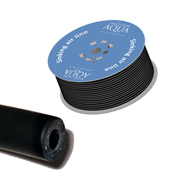 Evolution Aqua 4mm Weighted Sinking Airline - Per Metre