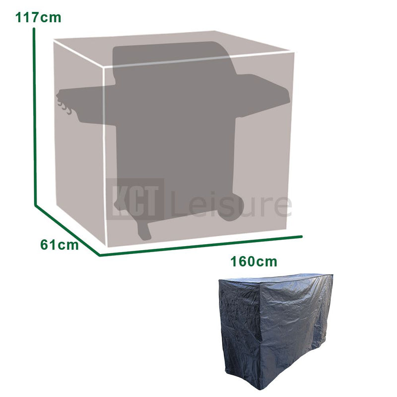 KCT Garden Outdoor Barbecue Weatherproof Covers