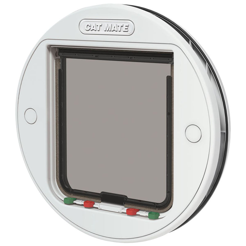 Cat Mate Large Glass Fitting Cat Flap