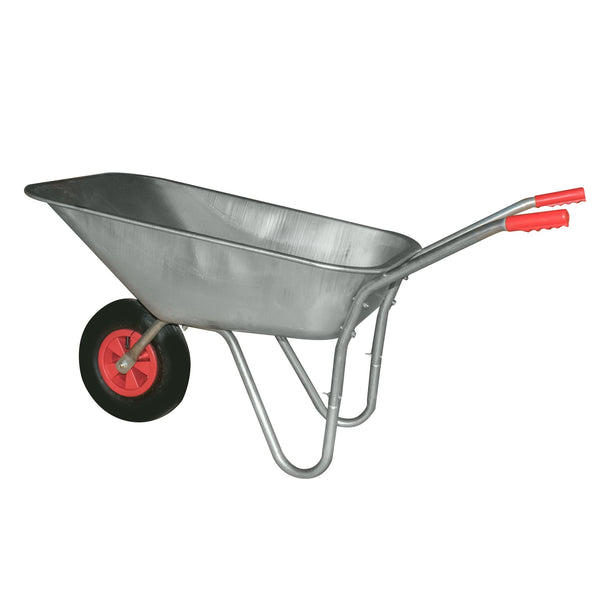 KCT 80 Litre Garden Steel Wheelbarrow