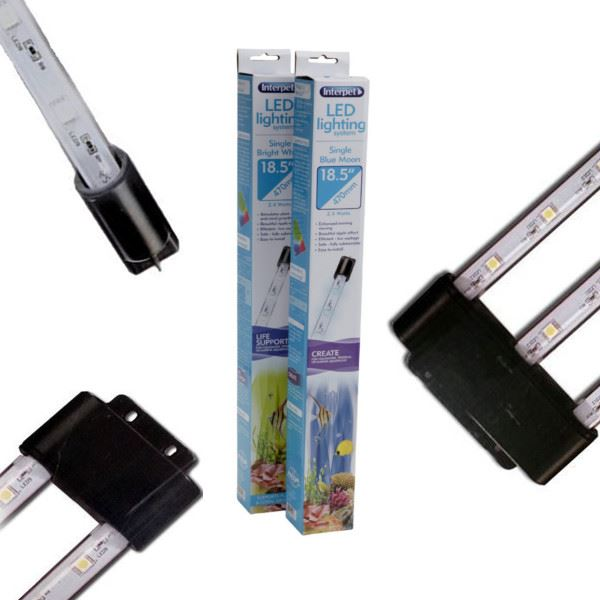 Interpet Submersible Aquarium Led Light Tubes