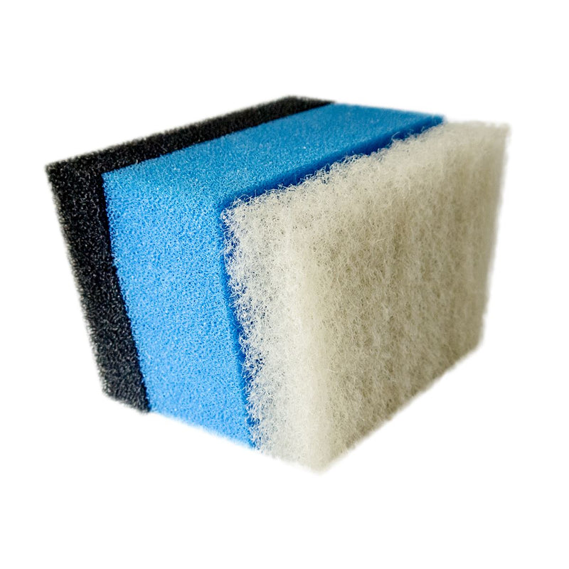Replacement Foam Set for Pontec PondoClear 4500 Filter