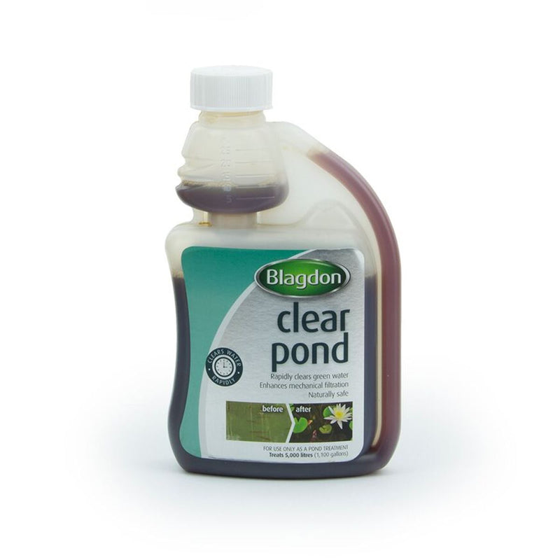 Blagdon Clear Pond Treatment
