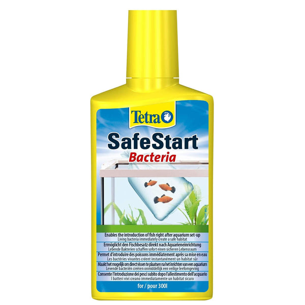 Tetra SafeStart Aquarium Water Treatment
