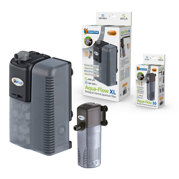 Aqua-Flow Internal Aquarium Filters - Superfish