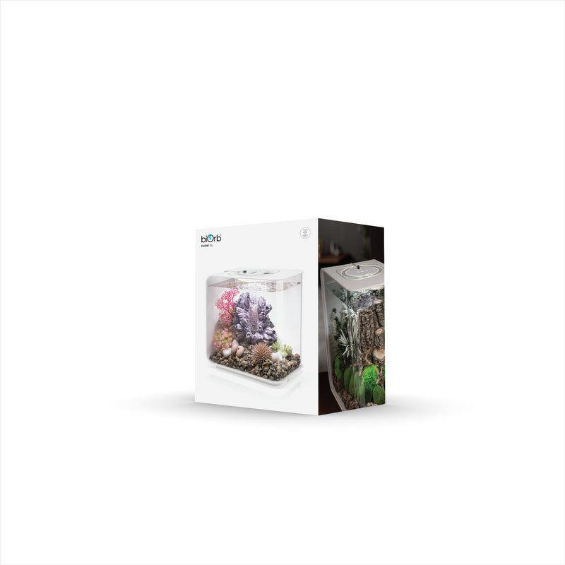 biOrb Flow 15L Aquarium Black with Standard Light
