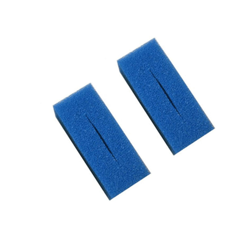 Twin Pack of Oase BioTec 12 Foam Blue Coarse Foam