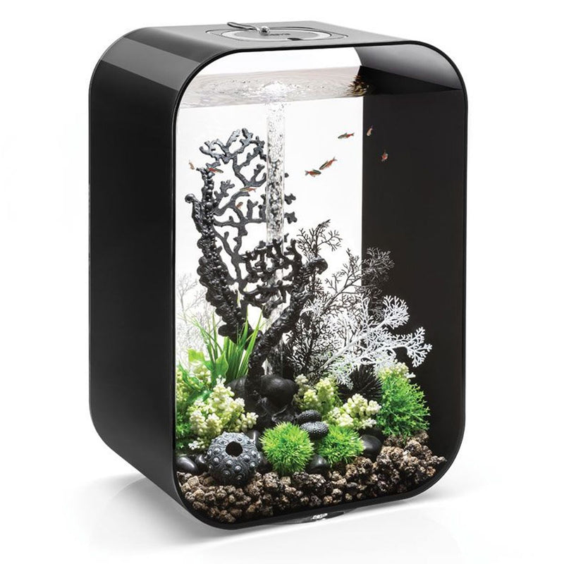 biOrb Black Life Aquarium 60L - MCR Light