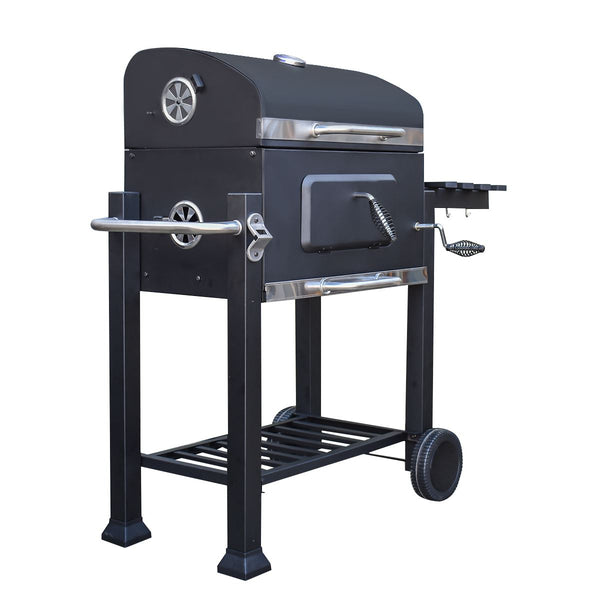 KCT Deluxe Charcoal BBQ Grill