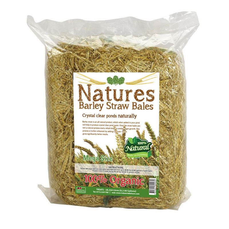Industrial Leisure Natures Pond Barley Straw