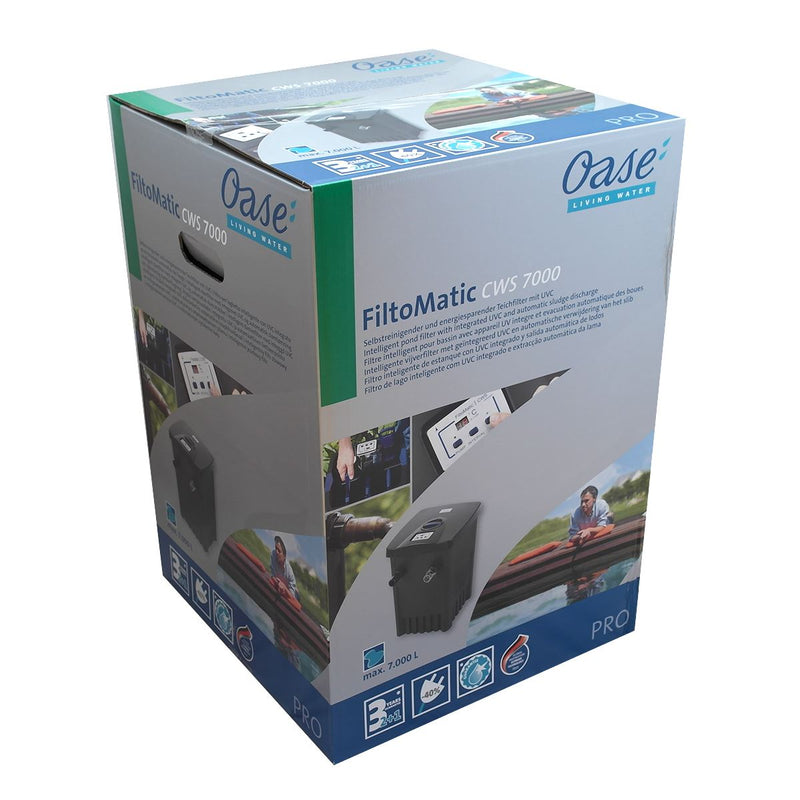 Oase FiltoMatic Pond Filter Systems