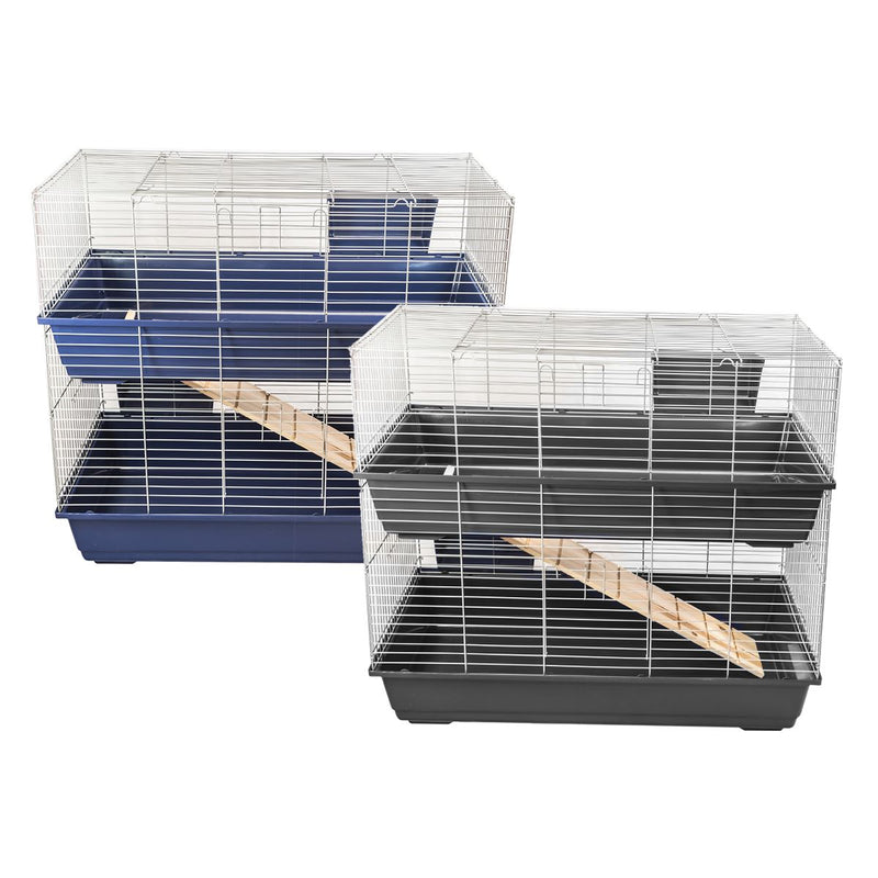 KCT Double Level Large Indoor Pet Cage