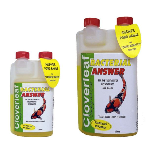 Cloverleaf Bacterial Answer Pond Treatment