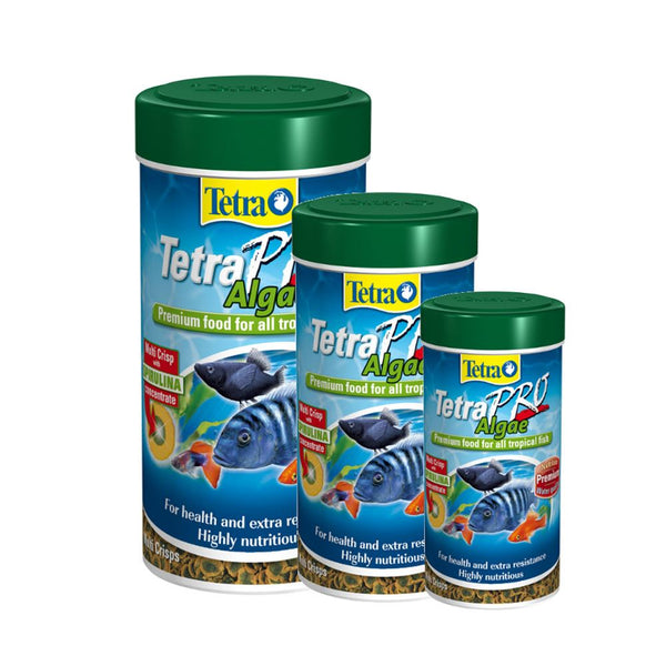 TetraPro Algae Aquarium Fish Food